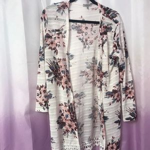 New without tags Charlotte Russe kimono